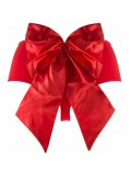 OUCH! BOW SEXY VIBRATING PANTY-RED offer 8714273301444