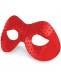 OUCH DIAMOND MOULDED RED MASK 8714273068071