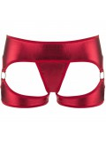 OUCH! EXOTIC VIBRATING PANTY- RED package 8714273301475