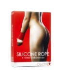 OUCH SILICONE ROPE RED 5 MT toy 8714273798336