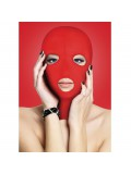 OUCH SUBVERSION MASK RED 8714273949578