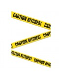 Caution Bitches 20 Foot Banner 603912330144