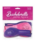 8 Pecker Party Balloons 603912275490 toy