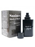 SANINEX BLACK IS BLACK SCENT FOR MEN WITH PHEROMONES 8984686901962 photo