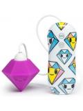 TOKIDOKI DIAMOND CLITORAL VIBRATOR 506048196310