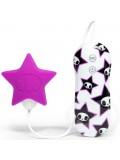 TOKIDOKI PINK STAR CLITORAL VIBRATOR 5060481967327