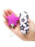 TOKIDOKI PINK STAR CLITORAL VIBRATOR package 5060481967327