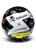 TOKIDOKI TEXTURED PLEASURE CUP CROSSBONES photo 5060481965033
